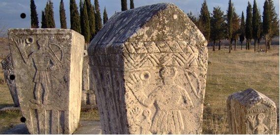 Necropoli di Radmilje