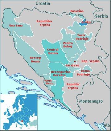 La Bosnia